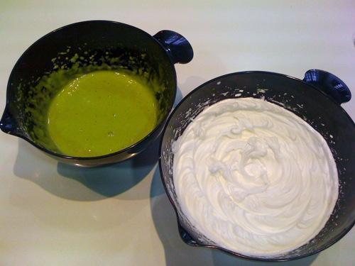 Macha Sifon Cake 2