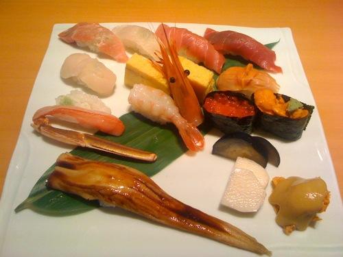 Midori Sohonten Sushi2