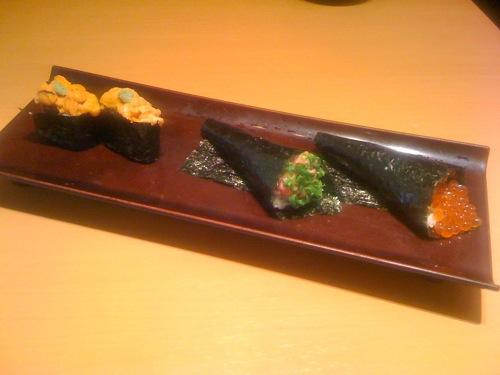 Midori Sohonten Sushi3